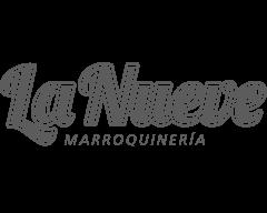 logo cliente La Nueve marroquinería