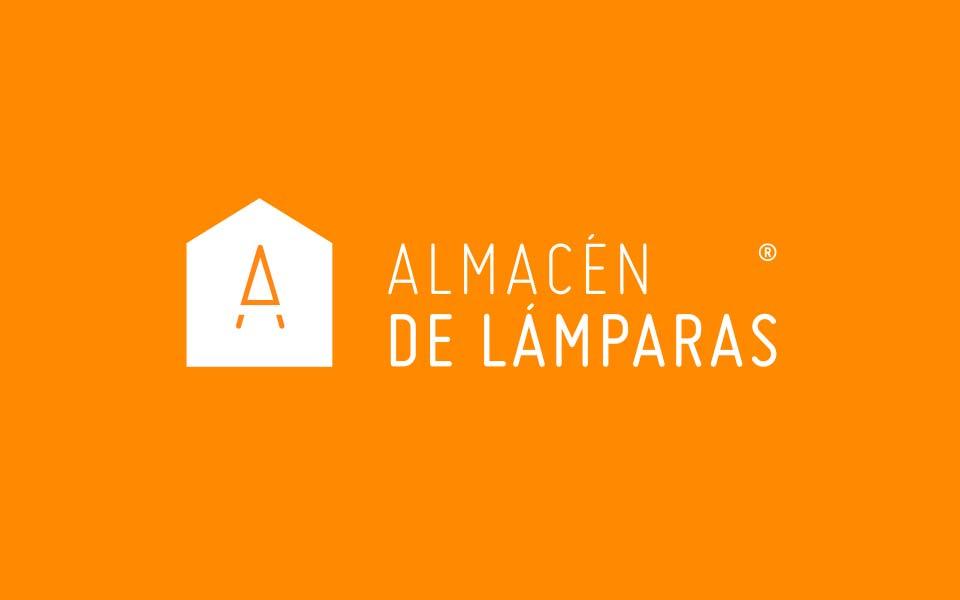 diseño de logo Almacén de Lámparas