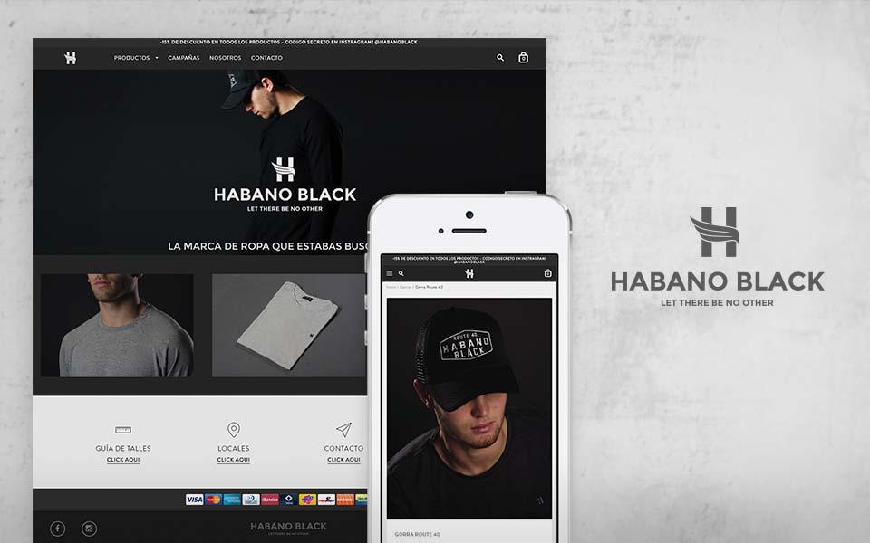 Cliente Habano Black tienda online