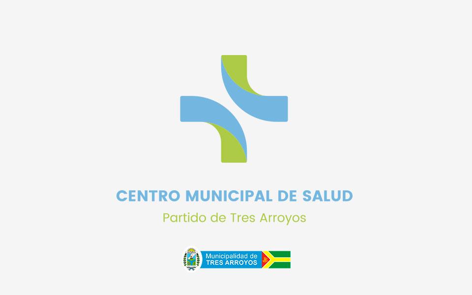 diseño de logo Centro Municipal de Salud
