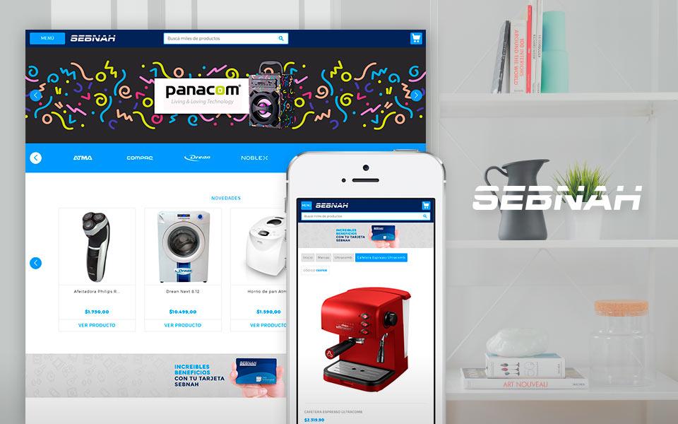 Cliente Habano Sebnah online
