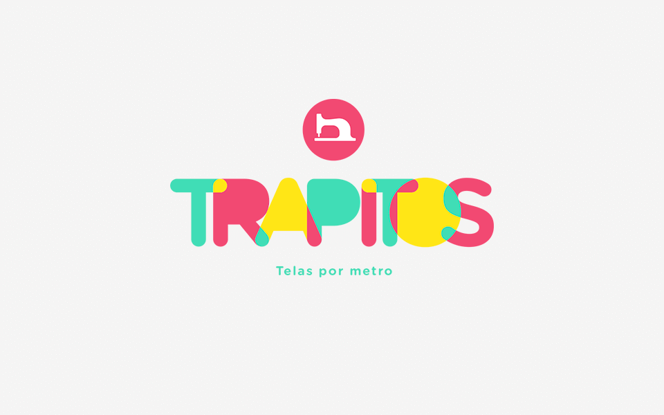 diseño de logo Trapitos