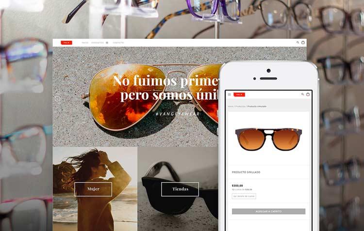 servicio diseño tienda online
