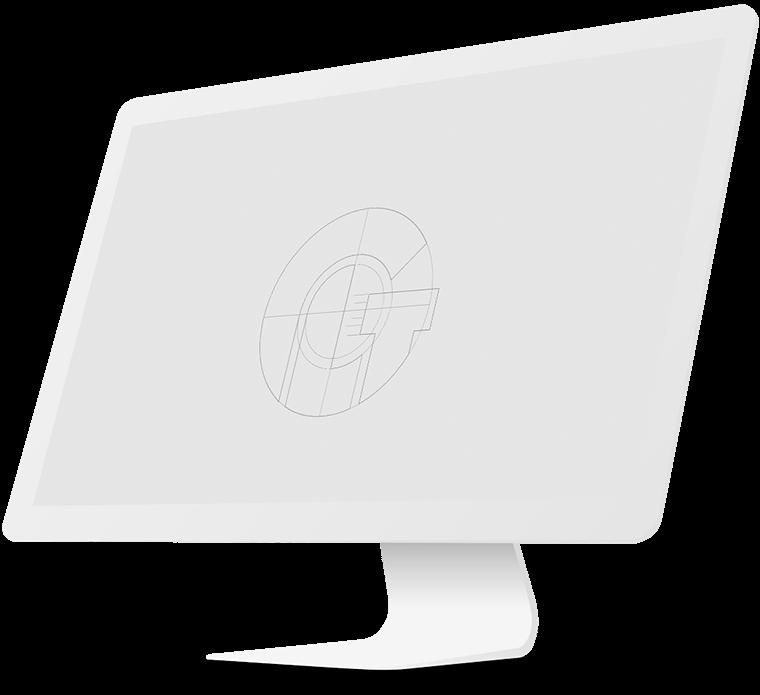 Portada del proyecto de Diseño de Identidad Corporativa, Branding y Desarrollo Web de GLT Distribuidora