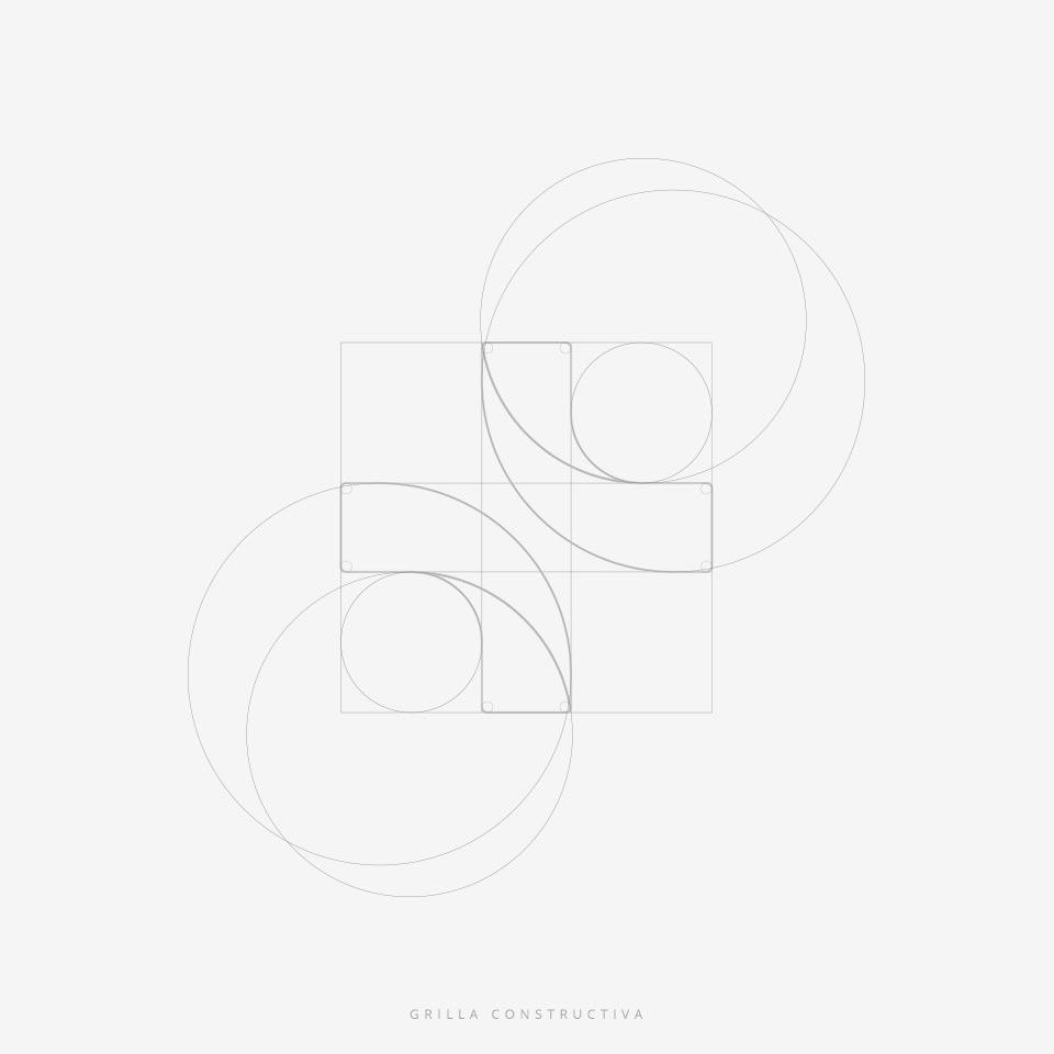 grilla de logo proyecto Centro de Salud partido de Tres Arroyos