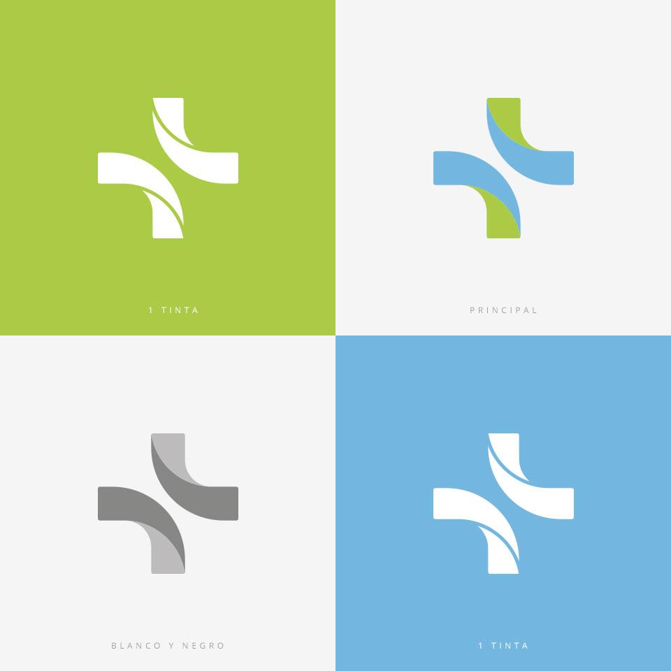 aplicaciones de logo proyecto Centro de Salud partido de Tres Arroyos