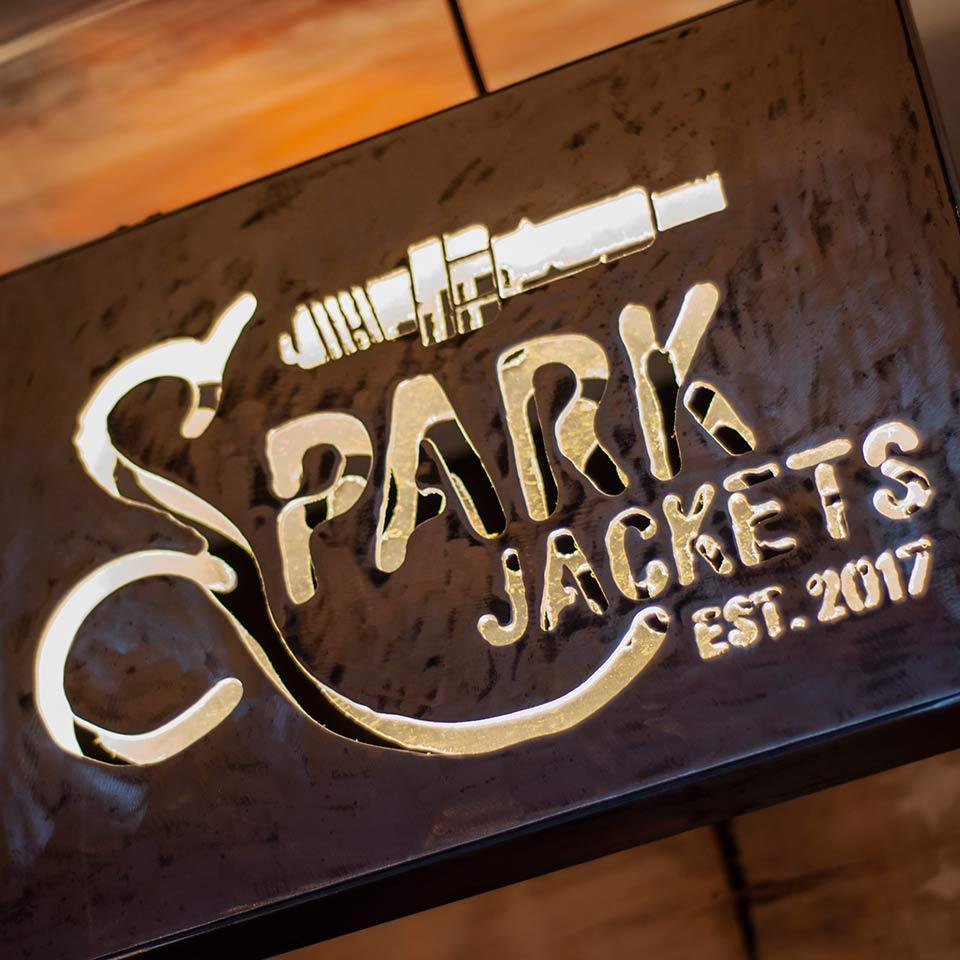 Portada del proyecto de Diseño y Desarrollo de Sitio Web a Medida Tienda Online de: Spark Jackets, Indumentaria.