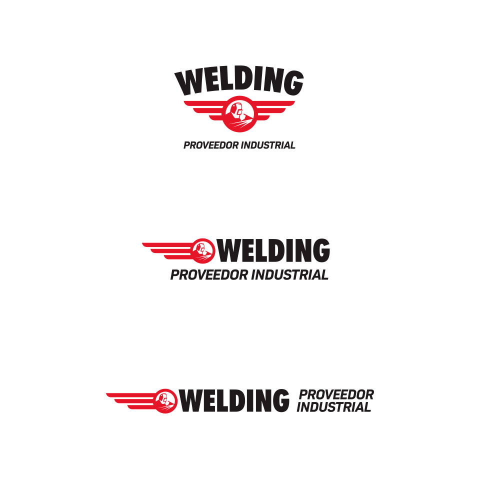 Diseño de Aplicaciones de Logo para Welding Soldaduras.