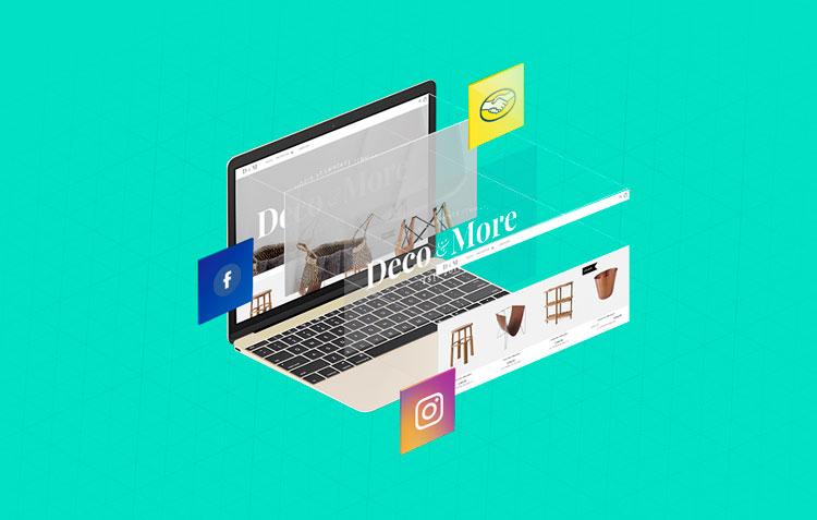 Servicio diseño personalizado de tienda online